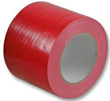 WATERPROOF CLOTH GAFFER Tape RED 100MM Tape