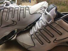 Nike Shox NZ White Grey 43 US 9,5 UK 8,5