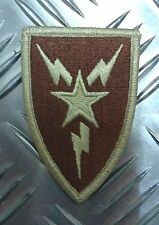Genuine US Military or NATO Embroidered Insignia Patch / Sew on Badge UMBA18