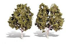 Woodland Classics TR3536 Trees - Waters Edge (2 Pk) N,HO,O Scale Tracked 48 Post