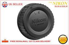 NUOVO lf-4 ricambio per copertura posteriore lf-1 Lente Copriobiettivo Tutti Nikon SLR fotocamera DSLR