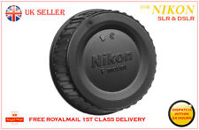 New LF-4 Replacement For LF-1 LENS REAR COVER LENS CAP All Nikon SLR DSLR CAMERA