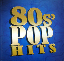 80s' Pop Hits - Various / 4 CD NEW 2011 PROMO GREECE - 44 Unforgettable Songs