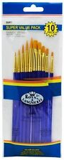 Royal Brush Sets Oil Watercolour Acrylic Sable Taklon Hog Camel Artists Painting SVP7