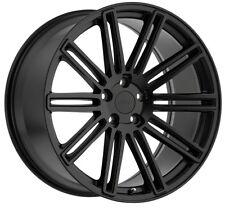 19x8.5 TSW Crowthorne 5x114.3 Rims +20 Matte Black Wheels (Set of 4)