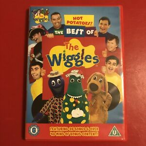 Hot Potatoes! The Best Of The Wiggles DVD - Region 2