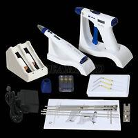 Endodontics Dental Obturation Gutta Percha Heated Pen Gun Kit Cordless CV-Fill
