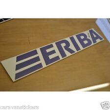 ERIBA Caravan Name Flash Sticker Decal Graphic - SINGLE