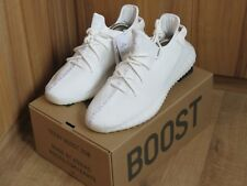 Adidas Yeezy Boost 350 V2 Triple White Trainers Boxed Deadstock 10 Brand New