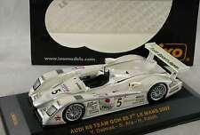 Audi R8 #5, Audi Japan Goh, Ara 2002 Le Mans Racing, IXO LMM036   Diecast  1/43