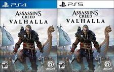 Assassin's Creed Valhalla ps4 Ps5📥Leggi Descrizione ⚠️