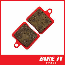 GIGAPOWER HOPE CERAMIC DISC BRAKE PADS SQUEAL FREE CYCLE PADS FITS HOPE BRAKES
