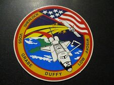 """Nasa Sts-57 Space Shuttle Mission station Sticker 3.5"""" laptop skateboard decal"""