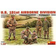 1:35 US 101st Airborne Division Normandy 1944 FIGURINE-MiniArt 135 Min35089
