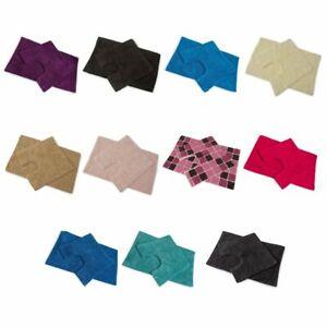 Blue Canyon Premier 100% Cotton 2 Piece Bathroom Mat Sets
