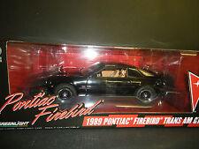 Greenlight Pontiac Firebird Trans Am GTA 1989 1/18