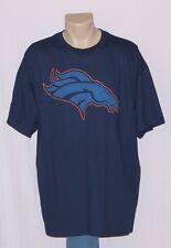 Denver Broncos Primary Logo T-Shirt Navy 2XL - NFL