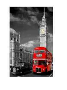 LONDON BRIDGE 3D POSTER  GREAT CHRISTMAS GIFT
