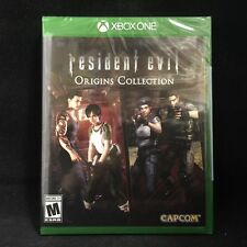 Resident Evil Origins Collection (Xbox One) BRAND NEW / Region Free