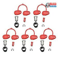 Givi Z1382 5-Case Neu Schloss Set mit 10 Passend Schlüssel