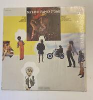 Sly & The Family stone Albu Vinyl Epic records