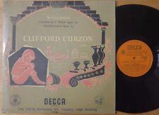 LXT 2933 Gold SCHUMANN - Fantasia / Kinderscenen CLIFFORD CURZON UK LP ED1 EX/EX