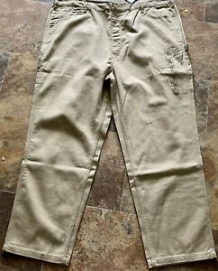 Rasco FR Carpenter Pants 48 x 30  Kahki In Color These Are New With Tag*NICE*