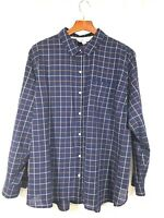 Old Navy Men's Long Sleeve Button Down Shirt, Size: XXL