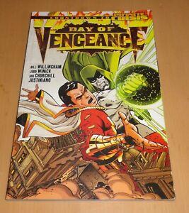 Day Of Vengeance - countdown to Infinite Crisis - Comic Graphic Novel