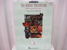 The Disney Collection Piano Vocal Guitar Sheet Music Song Book Songbook
