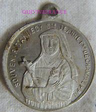 RG683 - MEDAILLETTE TRANSLATION ST JEAN BAPTISTE DE LA SALLE - STE JEANNE 1911