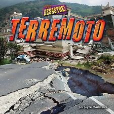 Terremoto = Earthquake (Pedacitos Primeros Lectores: Que Desastre!) (S-ExLibrary