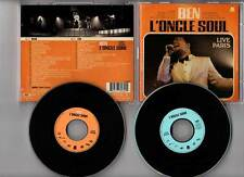"BEN L'ONCLE SOUL ""Live Paris"" (CD+DVD) 2011"