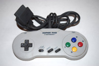Superpad Turbo Controller Performance Super Nintendo Console Video Game System