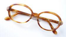 Vintage Brille Oma Gestell Rarität Brillenfassung Kunststoff 60 70er size M
