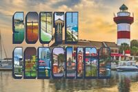 """South Carolina Postcards - 250 Bulk Order - 4"""" x 6"""" - Souvenirs for Tourists"""