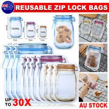 Zip Seal Bags