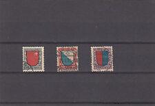 Schweiz Nr. 153-55 gest. kompl.