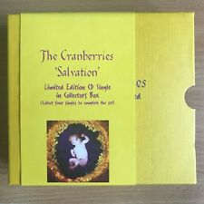 The Cranberries Salvation Free To Decide 2 x CD Single Box Set UK