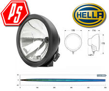 HELLA RALLYE FF 4000 Series Compact Pencil Beam 100W Driving Lamp - 12V - 1380
