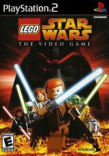 LEGO Star Wars: The Video Game - Playstation 2 Game