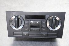 Audi A3 8P 2003-2012 Heater Control Panel 8P0820043H