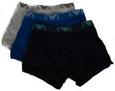 Tripack 3 boxer trunk EMPORIO ARMANI articolo 111867 5P712 taglia XL color 16140