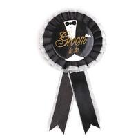 Groom To Be Distintivo Spilla Spose Bomboniere Addio Al Celibato Festa