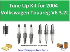 Tune Up Kit for 2004 Volkswagen Touareg V6 3.2L Air Filter, Oil Filter, Fuel Fil