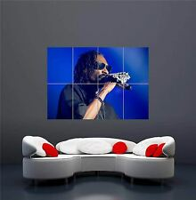 RAP RAPPER Snoop Dog STAR MUSIC NUOVO GIGANTE Wall Art Print PICTURE POSTER oz1121