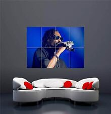 Snoop dog rappeur rap star musique nouveau giant wall art print picture poster OZ1121