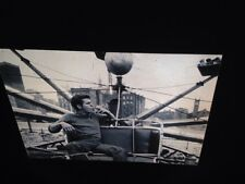"""Frank Paulin """"New York City In The 50s"""" 35mm Glass Photography Slide"""