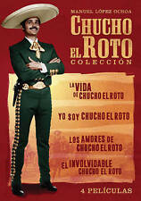 Chucho el Roto Colección: 4 Peliculas (DVD, 2016) NEW