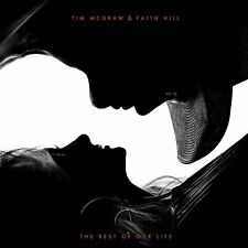 The Rest of Our Life - Tim McGraw & Faith Hill (CD, 2017)